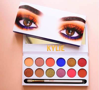 Kylie Royal Peach Eyeshadow Palette..new!!