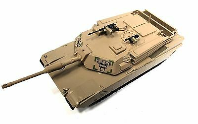1/72 M1 Abrams Main Battle Tank US Army Diecast Combat Vehicles of the World