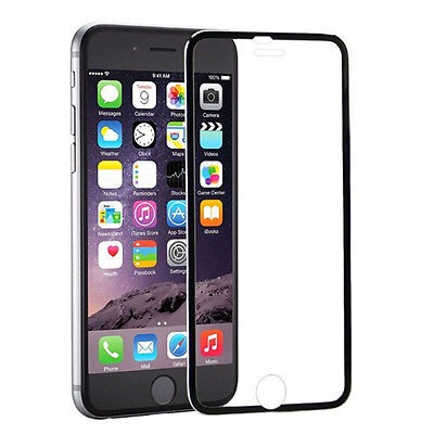 9H Genuine Tempered Glass Ti Alloy Full Screen Protector For iPhone 7Plus