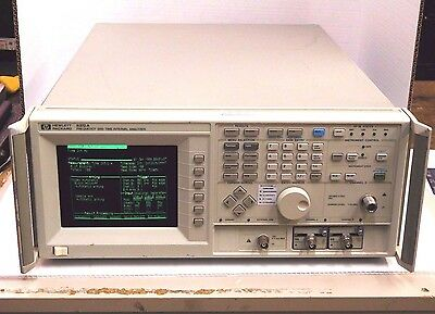 Hewlett Packard HP 5372A Frequency and Time Interval Analyzer 2 Pods Opt.20 & 30
