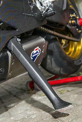 Fullsix Ducati Panigale Carbon Fibre Side Stand - Satin