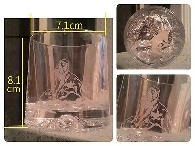 Johnnie Walker whisky - GLASS ( JW XR for CHINESE MONKEY YEAR )