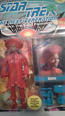 NEW Vintage STAR TREK 1993 NEXT GENERATION GUINAN UNPUNCHED WHOOPIE