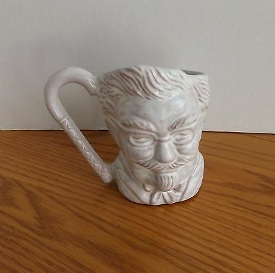 COLONEL SANDERS WHITE MUG with Cane Handle
