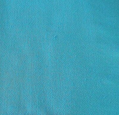 """Vintage Feed/Flour Sack Solid Colored  Blue Turquoise 30' x 36"""""""