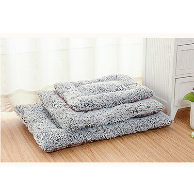 3 Size Pet Mat Warm Dog Cat Mattress Pad For Pet House/Kennels/Cage/Crate/Bed