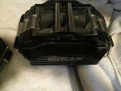 Outlaw Billet Front Calipers  & PFC Pads   Nascar Brembo AP Alcon  PFC Wilwood