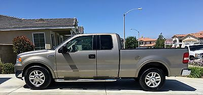 2004 Ford F-150 Lariat Lariat Extended Cab driven only 10,000 mile a year. One owner, accident free.
