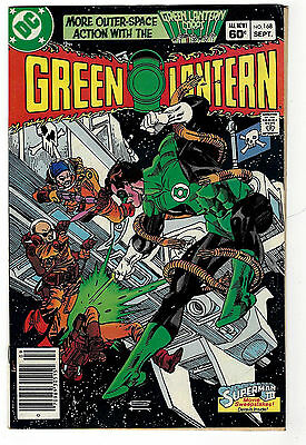Green Lantern #168 (Sep 1983, DC)