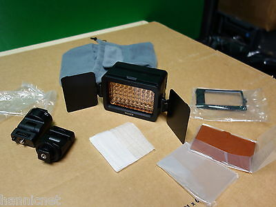 Sony HVL-LE1 Battery LED Video Light for Handycam Camcorder * NEW