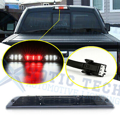 LED High Mount Third Brake/Stop Light Assembly For Ford F-150 15-up F-250 F-350