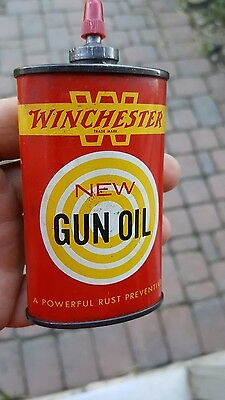 winchester handy oiler can gun antique