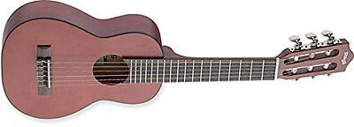 Stagg UKG-20 6 String Guitar Ukulele with Maple Top - Natural