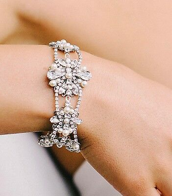 Sara Gabriel Chris Bracelet (Bridal/Wedding Jewelry)