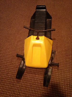 Rare Coleco Vintage Steerable Sled Snowmobile(Rare) 1970's