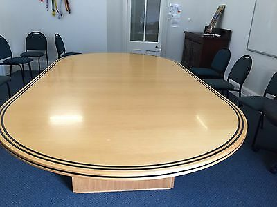 Board Table and Sideboard