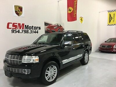 2008 Lincoln Navigator  Wagon 4 Dr. 4x4 Automatic
