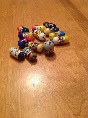 Mighty Beanz Mixed Lot of 13 Beans
