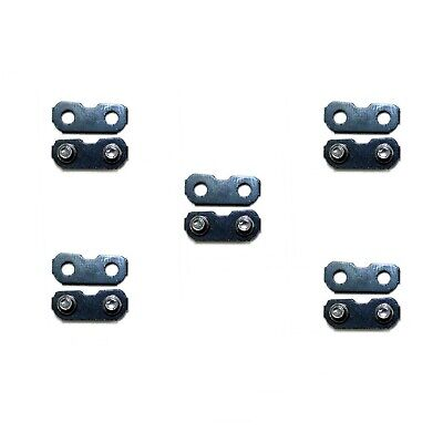 Chainsaw Chain Joining Links - Pack of 5