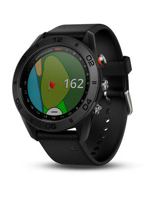 Garmin Approach S60 GPS Watch Black