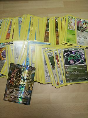 Lot of mixed Pokemon Cards - Includes 3 full theme decks and boosters