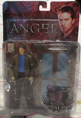 Angel Rain of Fire Season 4 Wesley Time and Space Toys Exclusive