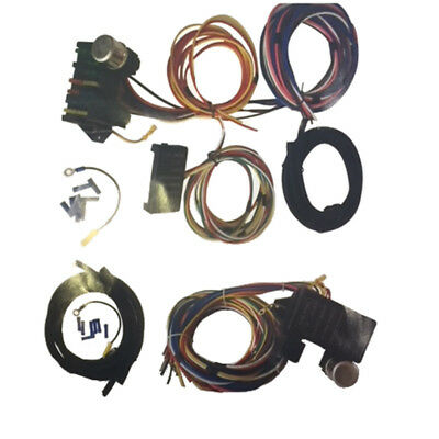 Brand New 12 Circuit Wiring Harness Kit fits for Mopar Muscle Car Hot Rod Street