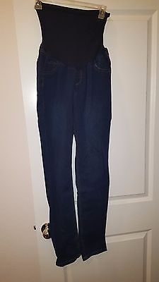 Pre-owned Jessica Simpson Maternity stretch skinny jeans size XL