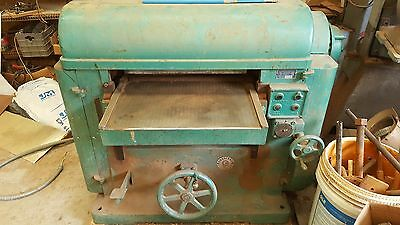 "Rockwell Crescent 24"" Planer Works Great"