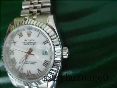 Auth MEN'S ROLEX-WATCH AUTOMATIC 36MM-date