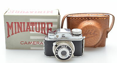 MINIATURE CAMERA HIT original Hit type camera in box