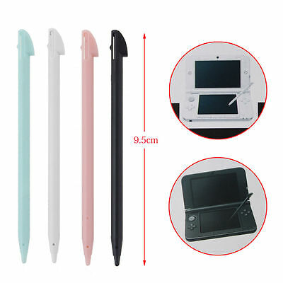 4pc Plastic Stylus Touch Screen Pen For Nintendo NDS NDSL NDSI XL 3DS XL Console
