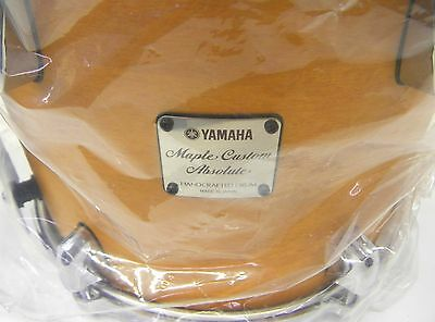 NEW Yamaha Maple Custom Absolute 4pc Drum Shell Kit Japan Made 2011 with Snare