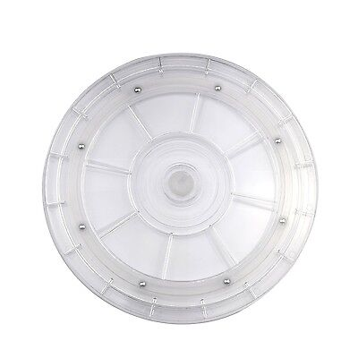 "AsiaLONG 9"" Inch Lazy Susan Turntable Multi Purpose 360 Degree Rotating Platf..."