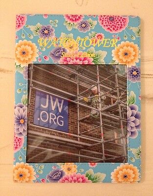 WATCHTOWER COVER, Jehovah's Witness Meeting Supplies