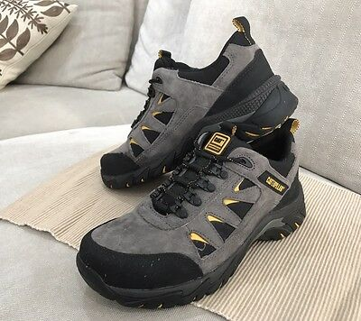 Caterpillar Cat Composite Toe Mens Work/safety/industrial Shoes/boots 8Us 7Uk