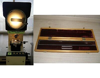 Profile Projector Optical Comparator Digital Measuring with New Glass Scales