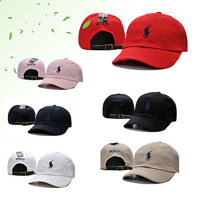 New One Size New Cap Hat Baseball Strap Sun Pony Adjustable Cotton Hat Men&Women