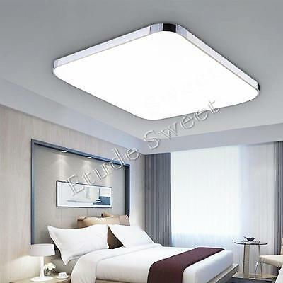 New LED Ceiling Down Light Day/Warm White Dimmable kitchen Bathroom Living Lamp