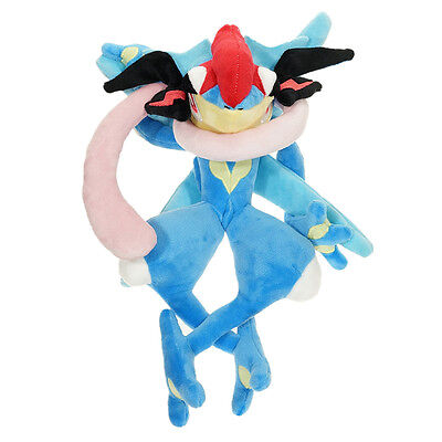 "New High Quality High Popularity Pokemon 14"" Mage Greninja Kids Plush Toys Doll"