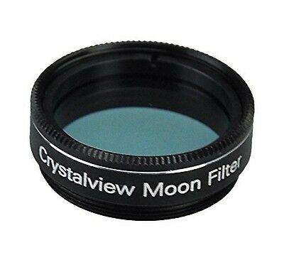 Solomark 1.25 Crystalview Moon Filter for Telescope Eyepiece - Standand 1.25i...