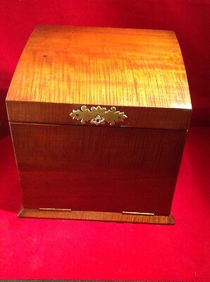 Rare Tiffany Co Antique Victorian Writing Stationery Travel Box Compendium