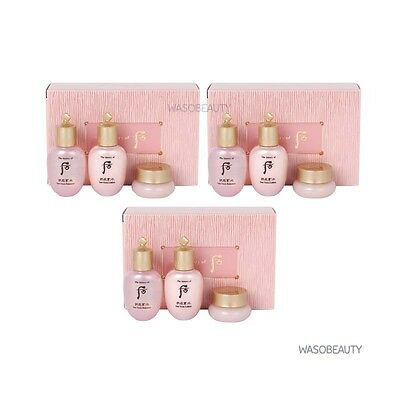 The history of Whoo Gongjinhyang Soo Special Gift Set 3 items* 3 Set +Free Gift!