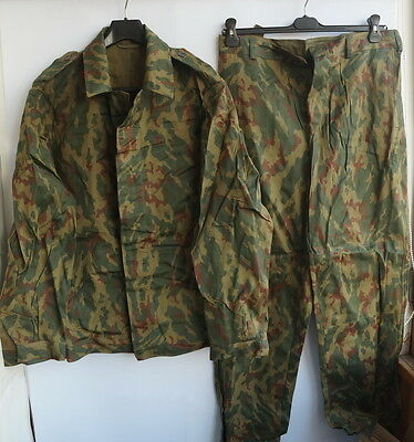 Size 48/4 Rare camouflage Russian Army uniform suit Dubok VSR-93 1993
