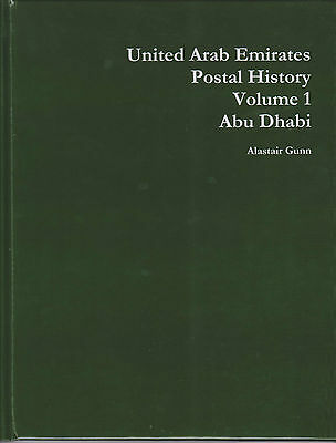 D. Abu Dhabi  in the UAE period - a Postal history book