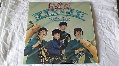 disque ancien 45 tours THE BEATLES rock n roll