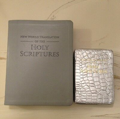 NEW WORLD TRANSLATION POCKET BIBLE COVER, Jehovah's Witness Gift
