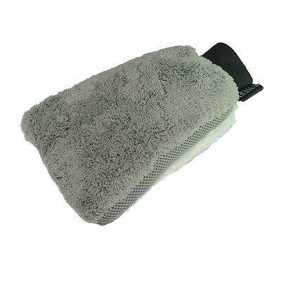 Silverline 380574 Microfibre Wash Mitt 270 x 170mm