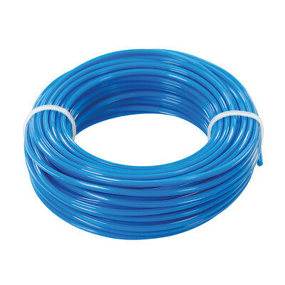 Silverline 675275 Trimmer Line Seven Star 2.4mm x 15m