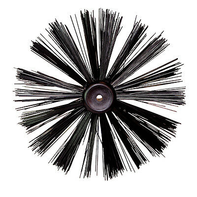 Silverline 630077 Flue Brush Head Flue Brush Head 250mm